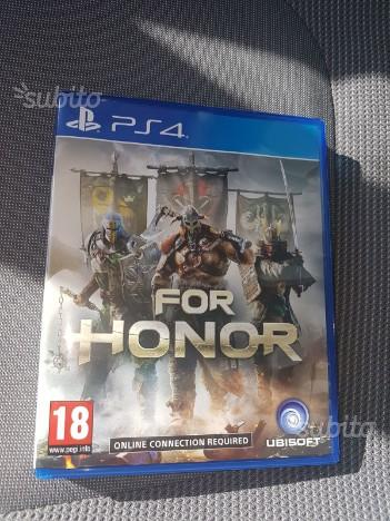 For honor Ps4 SEMINUOVO
