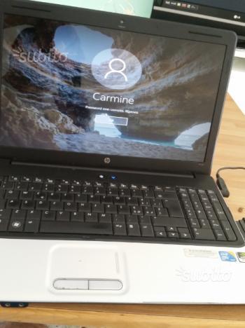 Computer portatile hp G61
