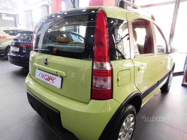 Fiat Panda 1.2 GPL 4x4 Climbing KMCertificati