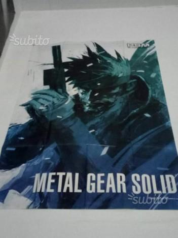 Poster psm METAL GEAR SOLID