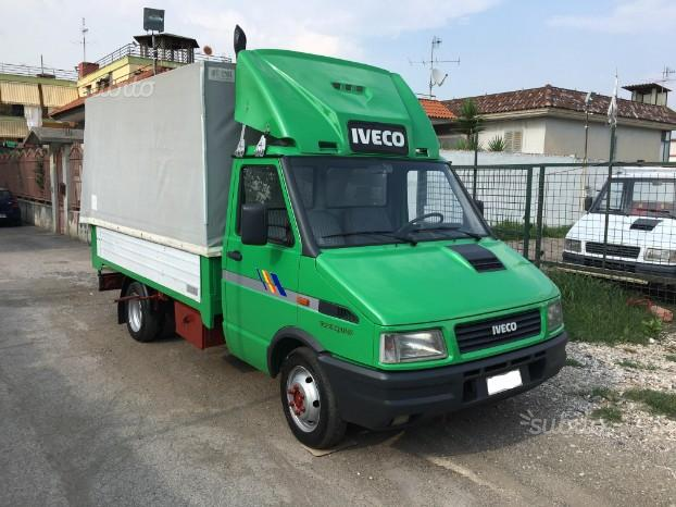 Iveco turbo daily 35-10 basic cassone alto e basso