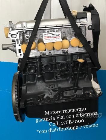 Motore rigenerato garanzia fiat cc 1.2 benzina