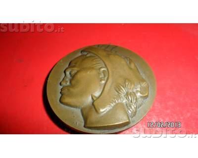 Rara medaglia O.N.B. trattabili rara medaglia X