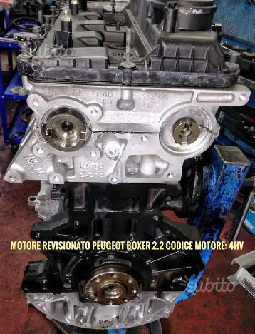 Motore Revisionato Pegeout Boxer 2.2