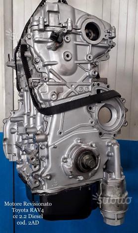 Motore rigenerato toyota rav4 cc 2.2