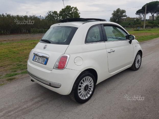 Fiat 500 (2007-2016) - 2009