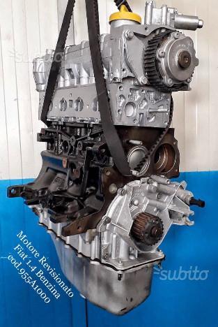 Motore revisionato fiat 1.4 benzina cod. 955a1000