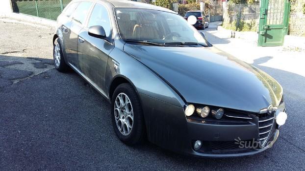 Alfa romeo 159 - 2010