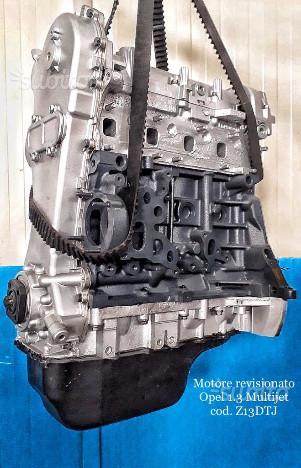 Motore revisionato opel cc 1.3 multijet