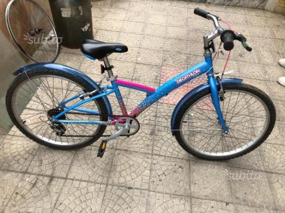 Bici 24 decathlon