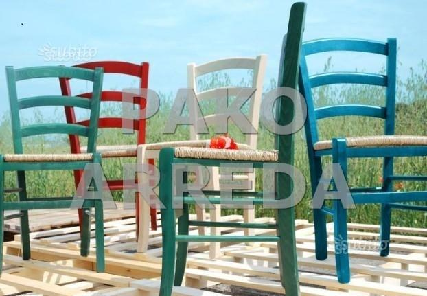 Sedie / sedia ristoranti