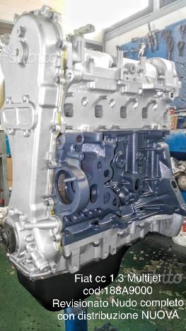 Motore fiat cc 1.3 multijet revisionato