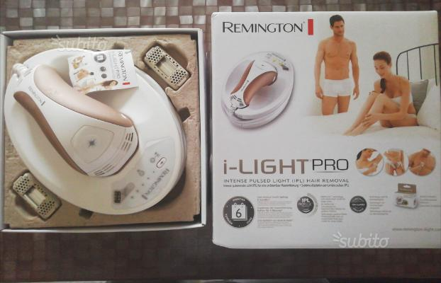 Epilatore a luce pulsata Remington
