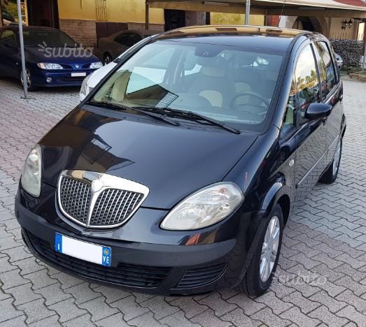 Lancia Musa Automatica