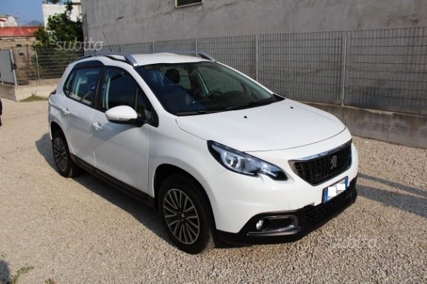 Peugeot 2008 1.6 100 cv 2017
