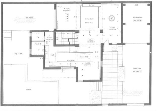 Villa indipendente con piscina rif.ind.14