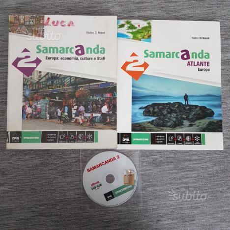 Samarcanda 2 vol. 2 (9788851119430)