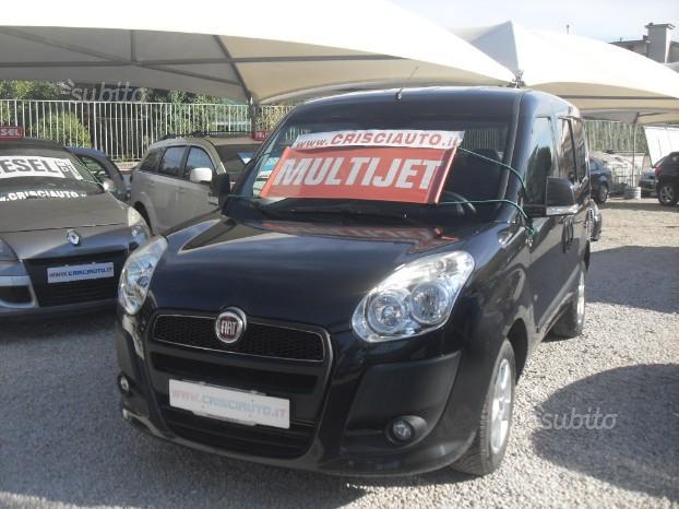 Fiat doblo 1600 multijet n1 km certificati 2012