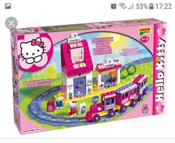 Costruzioni bambina Hello Kitty