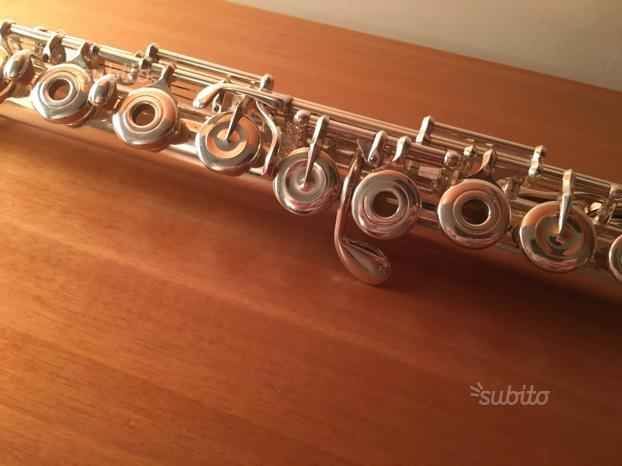 Flauto traverso Pearl Flute PF 505-RE