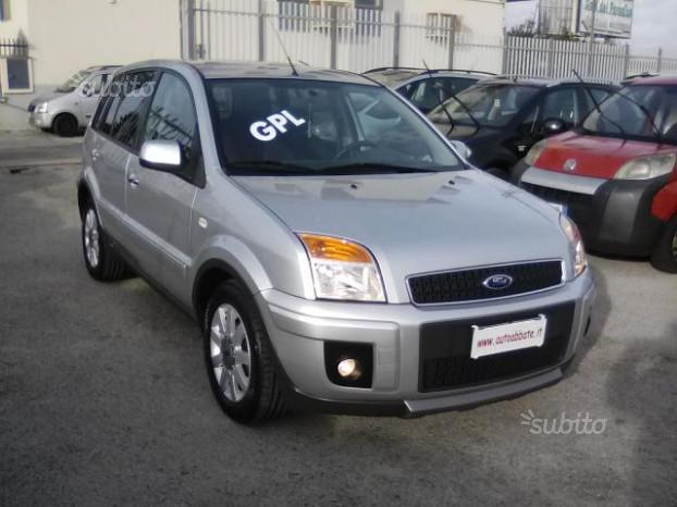 Ford Fusion 1.4 16V 5P.Bz.- GPL Business