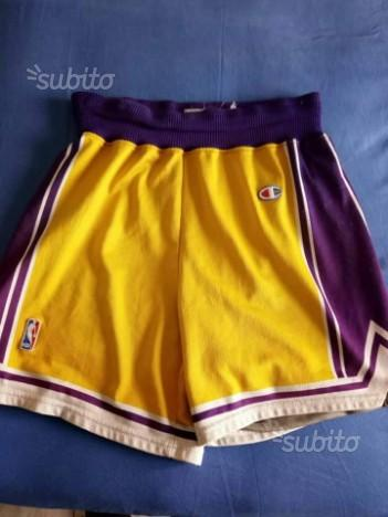 Pantaloncino Lakers Champion old school