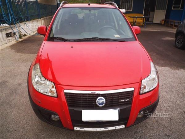 FIAT Sedici 1.9 MJT 120CV 4X4 DYNAMIC
