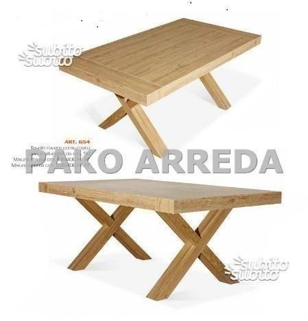 Tavolo / tavoli rustiko