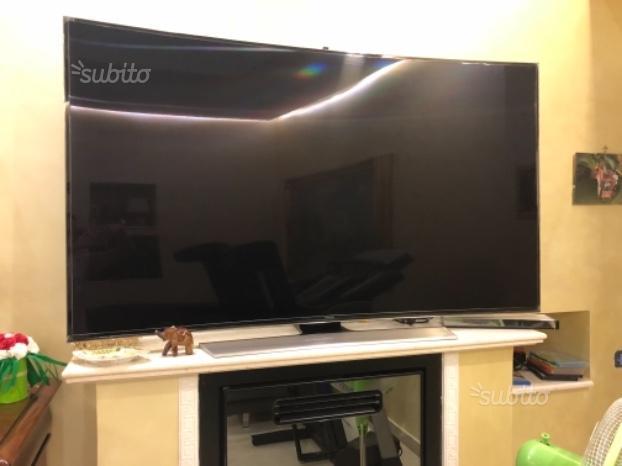 TV Samsung 65 POLLICI CURVA SERIE 8500