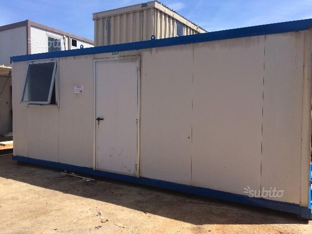 Container abitativo