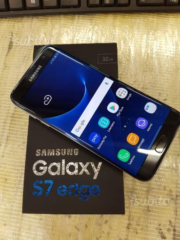 Samsung s7edge black