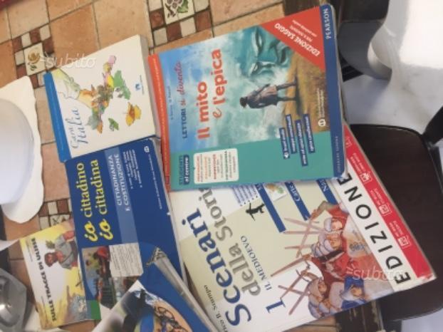 Libri per scuola media