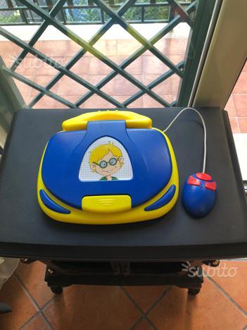 Mini computer lisciani giochi