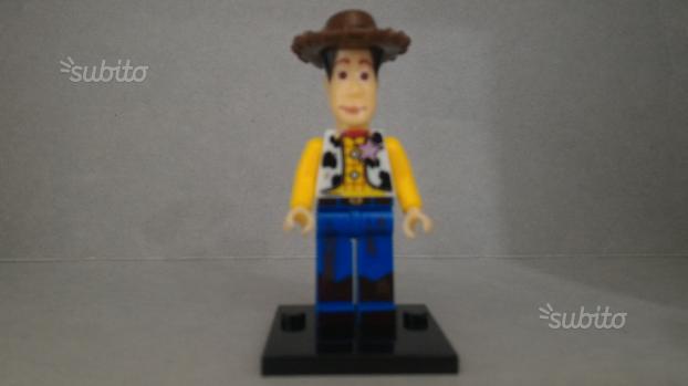Costruzioni Disney Toy Story Buzz Lightyear Woody