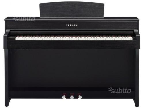 Yamaha Clavinova CLP645 Black