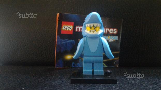 Lego minifigures serie 15