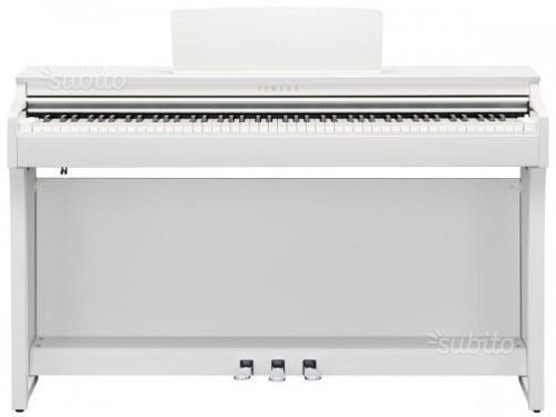 Yamaha Clavinova CLP625 White