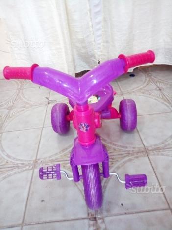 Triciclo euro 10