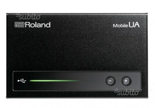 Roland UA-M10 Mobile UA EXDEMO