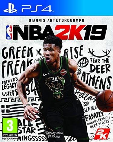 Nba 2k19 ps4 play station 4