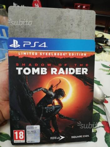 Tomb raider shadow