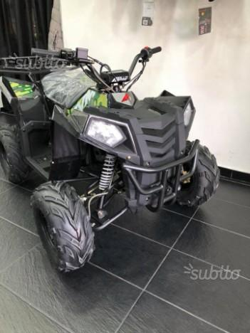 Quad, atv apollo commender 125cc - 2018