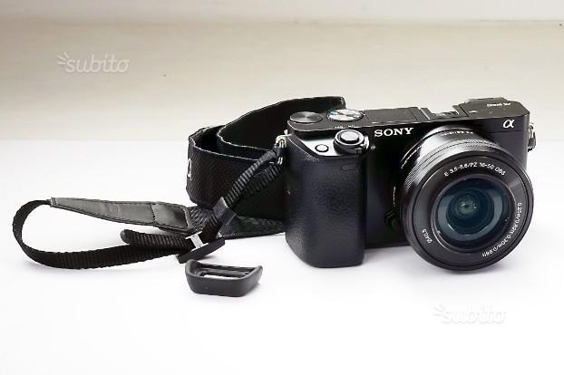 Sony a6000 + 16 50