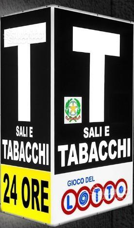 Tabaccheria lotto 10&lotto gratta vinci self 24