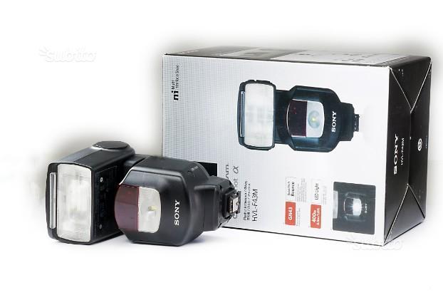 Flash Sony HVL-F43M