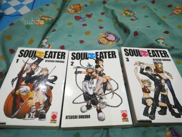 Soul EATER 1-2-3