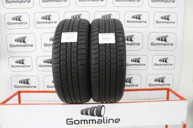 2 pneumatici continental 4x4contact 235 55 17 99v