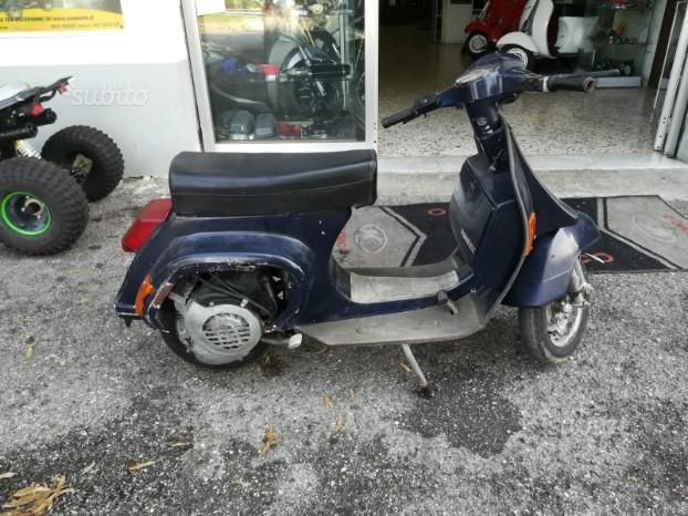 Piaggio vespa pk 50 anno1986