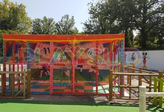 Multigames (calcio + Basket) 6mt x 3mt