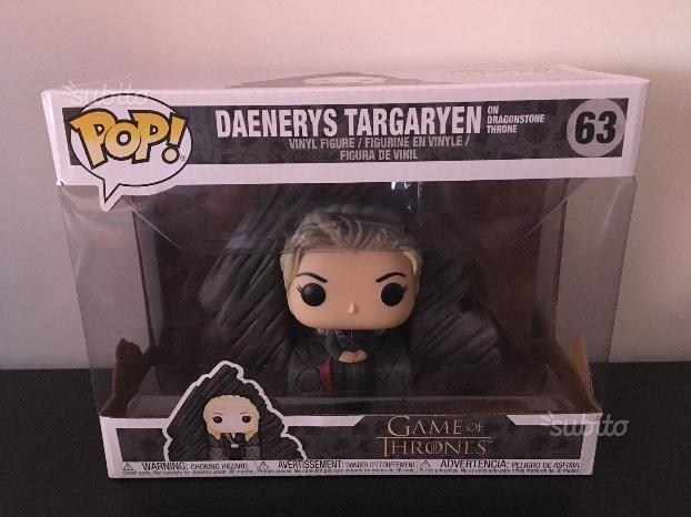 Daenerys Targaryen Dragonstone Throne Pop FunkoGOT
